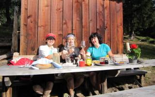 5° posto – Malga piú popolare del Sudtirolo 2016