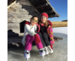 Eisstockschießen auf der Alm