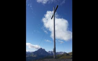 Bergmesse am Col da Lech