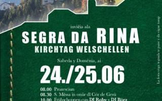 Kirchtag in Welschellen 2017